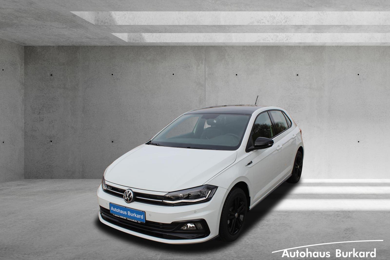 Volkswagen Polo Highline R-Line 1.0 TSI ACC DAB+ RÃckfahrk., Jahr 2021, Benzin