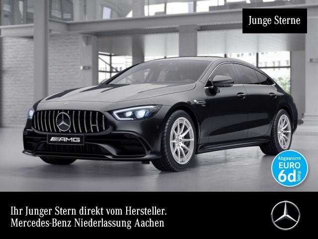 Mercedes-Benz AMG GT Cp. 4M Perf-AbGas Perf-Lenk Fahrass 360°, Jahr 2019, Benzin