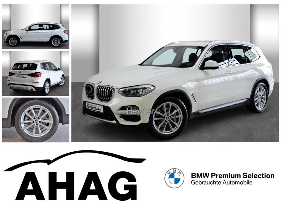 BMW X3 xDrive30d xLine AT Innovationsp. Aut. EDC AHK, Jahr 2020, Diesel