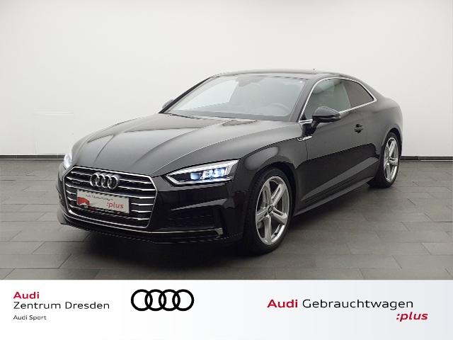 Audi A5 Coupé Sport 3.0TDI quattro S-line Matrix LED, Jahr 2017, Diesel