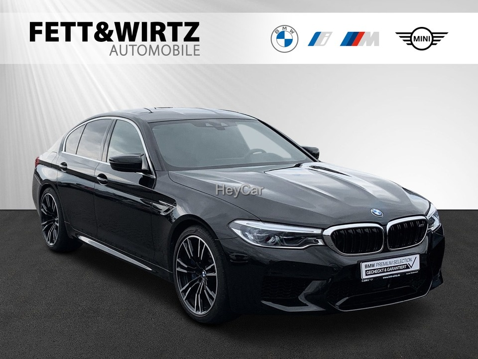 BMW M5 Limousine LC-Prof. Leas. ab 959,- br.o.Anz., Jahr 2020, Benzin