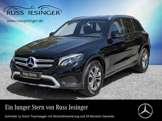 Mercedes-Benz GLC 220 d 4MATIC + COMAND + LED + RÜCKFAHRKAMERA, Jahr 2017, Diesel