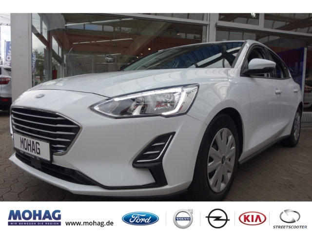Ford Focus Trend*SZH*Parksensoren vorne & hinten, Jahr 2019, Benzin