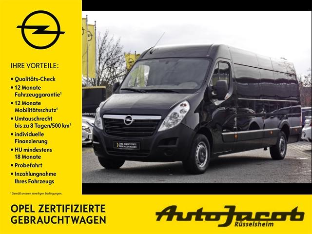 Opel Movano B 2.3 CDTI Biturbo Kasten Combi L4H2 3,5t Klima, Jahr 2015, Diesel