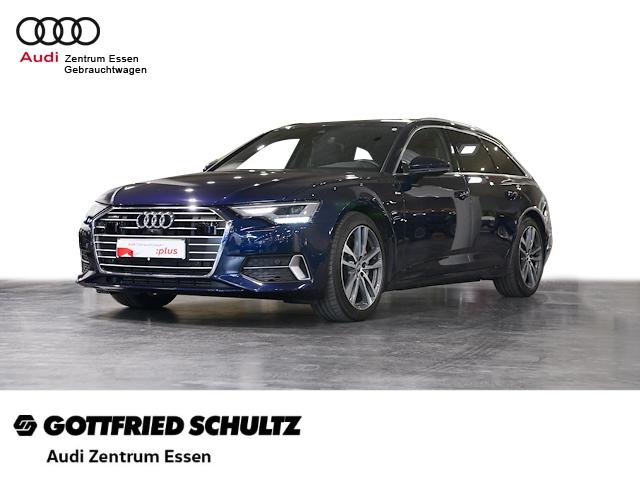 Audi A6 Avant 45 TDI LED NAV PLUS RÜFAHR SHZ VO HI FSE MUFU Tiptronic, Jahr 2019, Diesel