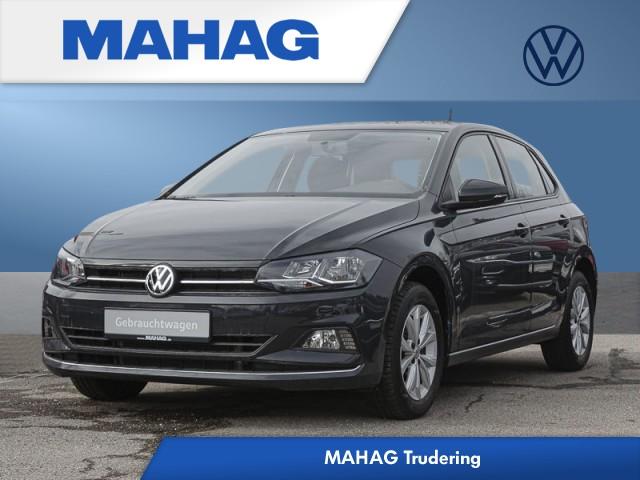 Volkswagen Polo 1.6 TDI BMT Highline LED/Sitzhzg/MFA/PDC 5 Gang, Jahr 2019, Diesel