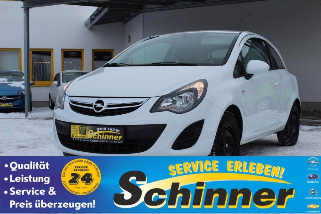 Opel Corsa 1.4 16V Edition, Jahr 2014, Benzin