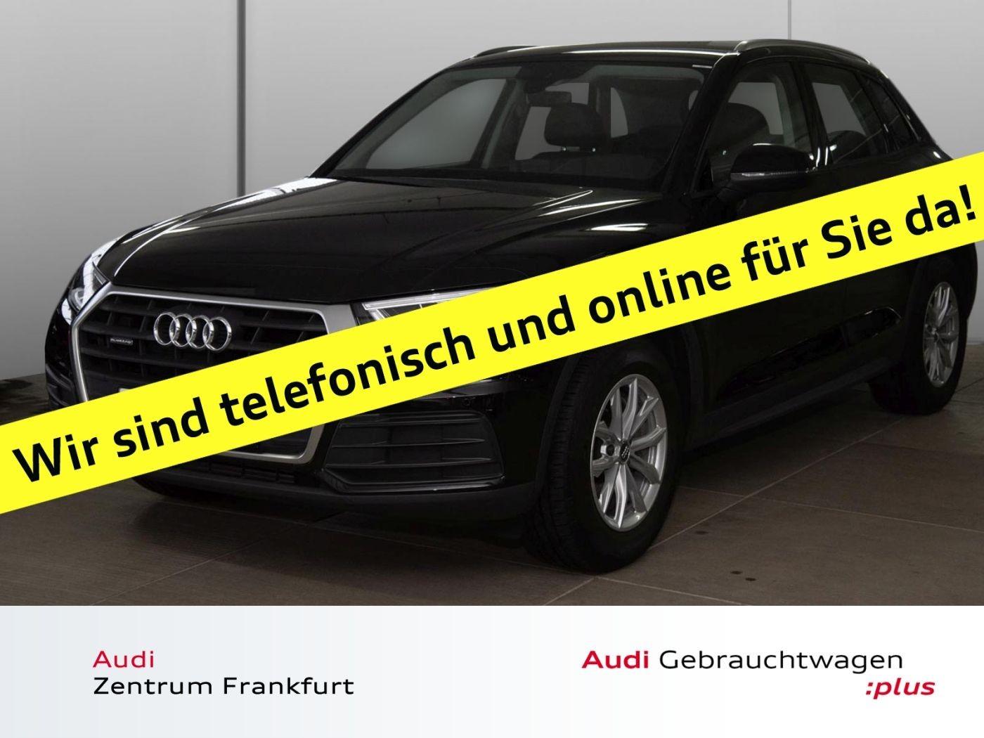 Audi Q5 2.0 TFSI quattro S tronic LED Navi PDC Luftfahrw Alcantara Sitzheizung, Jahr 2017, Benzin