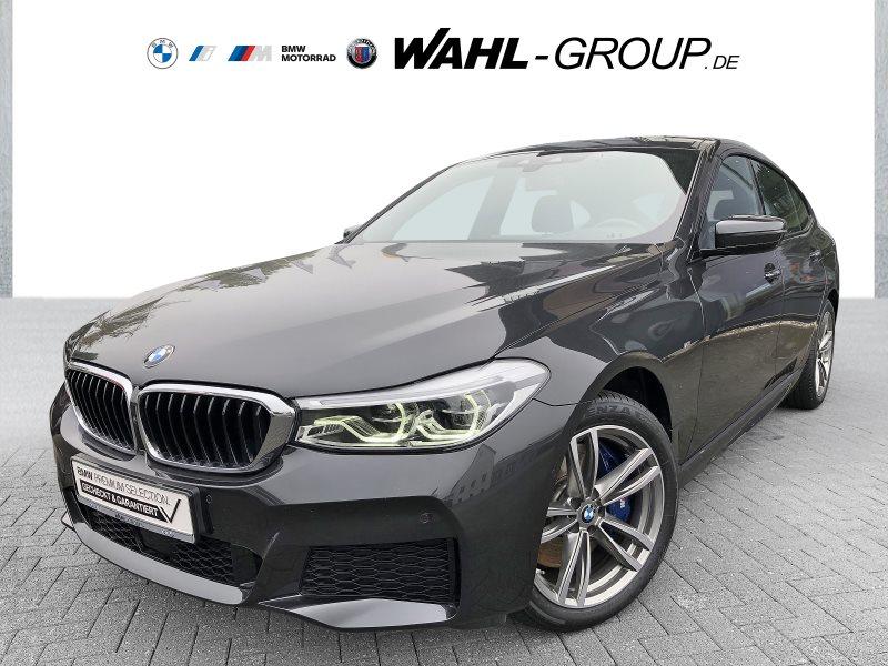 BMW 640i xDrive Gran Turismo M-Sport   Head-Up AHK, Jahr 2018, Benzin
