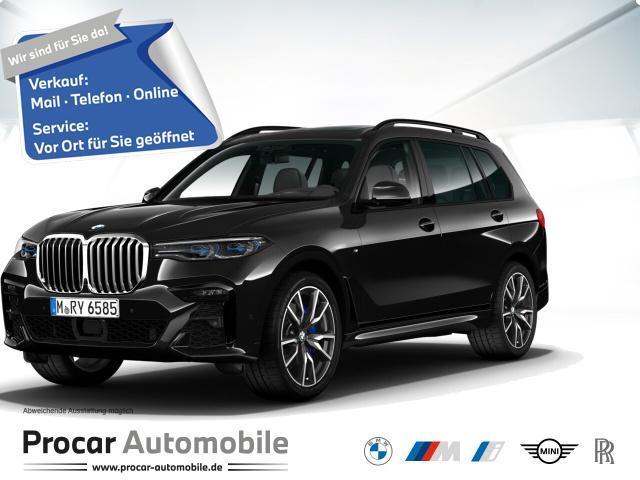 BMW X7 xDrive40d 22'' Laser AHK SHZ H/K Komfortsitze, Jahr 2021, Diesel