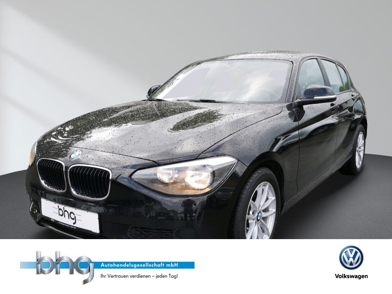 BMW 114i, Jahr 2012, Benzin