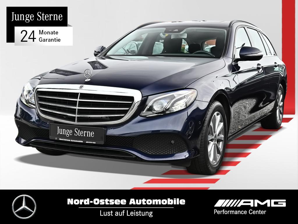 Mercedes-Benz E 220 T d Navi SHD Kamera Multibeam Sitzhzg, Jahr 2017, Diesel