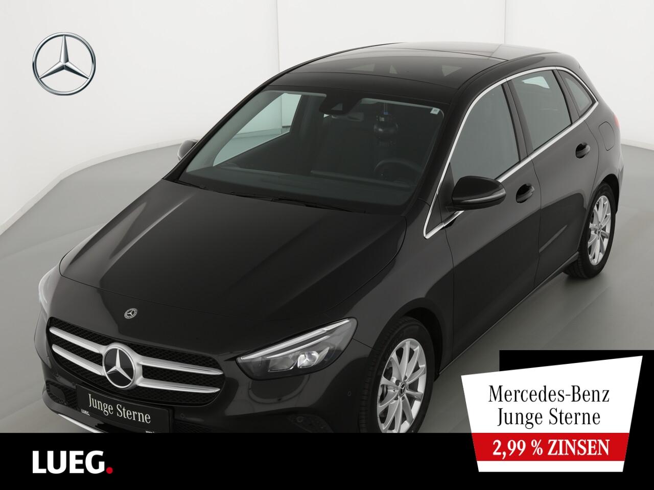 Mercedes-Benz B 180 d Progressive+MBUX+NavPrem+Pano+LED+Kamera, Jahr 2020, Diesel