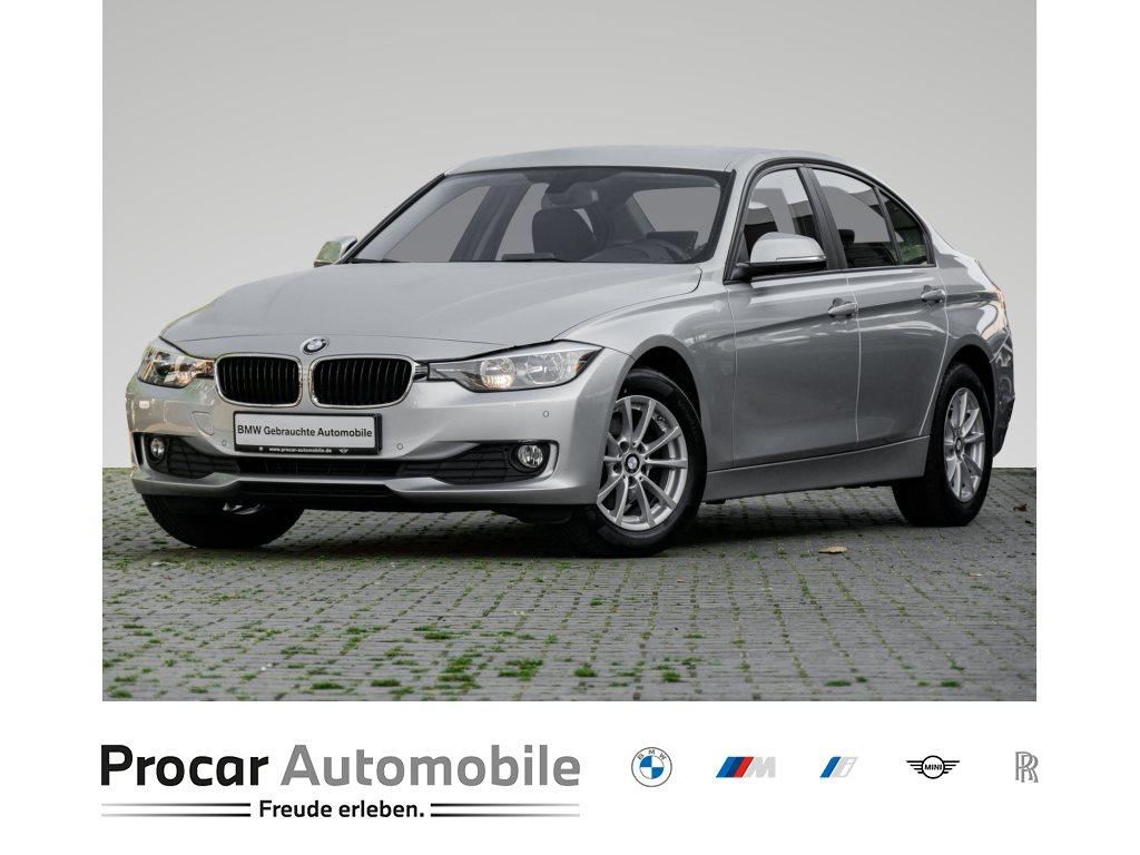 BMW 316i LIMOUSINE NAVI BUSINESS KLIMA SHZ, Jahr 2015, Benzin