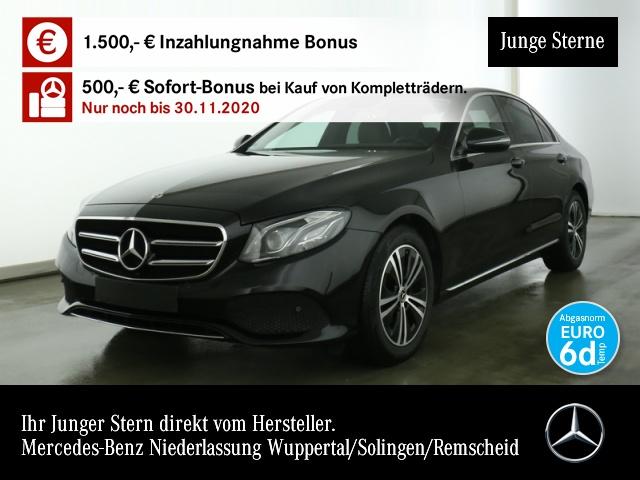Mercedes-Benz E 200 d Avantgarde Multibeam AHK Kamera Totwinkel, Jahr 2019, Diesel