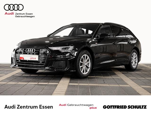 Audi A6 AVANT 40 TDI QUATTRO S-tronic S Line LED NAV PA, Jahr 2019, Diesel