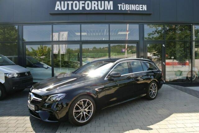 Mercedes-Benz E 63 T 4MATIC+ *Standheizung*SHD*360G*, Jahr 2018, Benzin