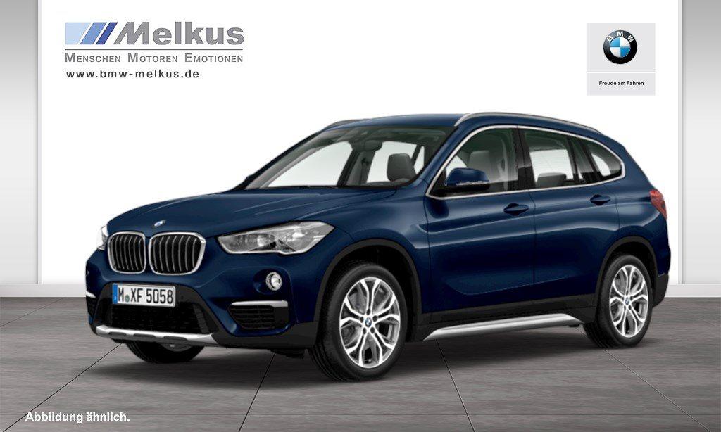 BMW X1 xDrive20d xLine Head-Up DAB LED Komfortzg., Jahr 2018, Diesel