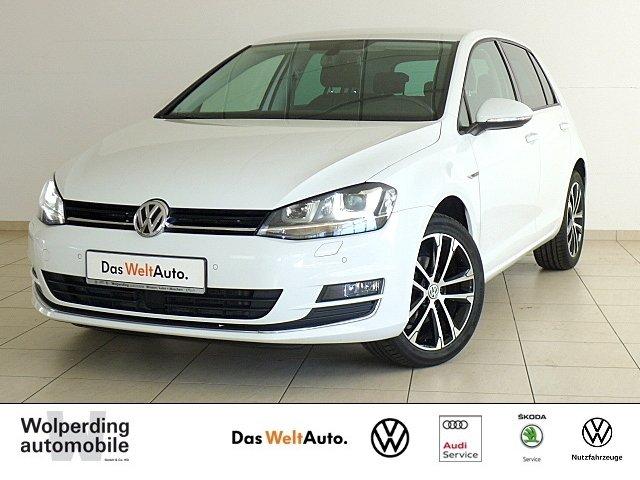 Volkswagen Golf VII 1.2 TSI BMT Lounge Bluetooth Klima, Jahr 2015, Benzin