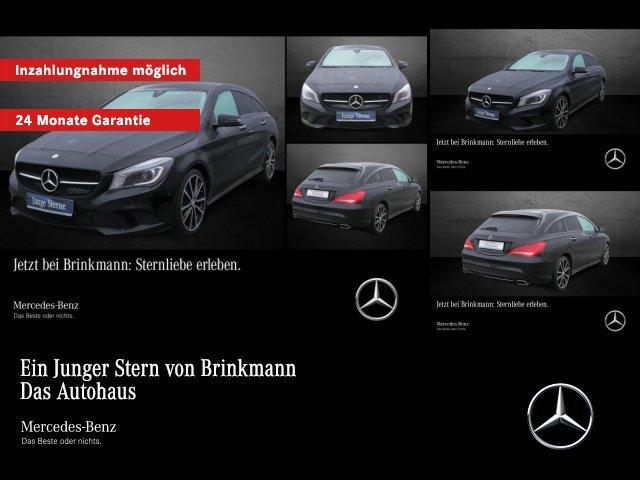 Mercedes-Benz CLA 180 Shooting Brake Urban/Xenon/SHZ/Parktr., Jahr 2016, Benzin