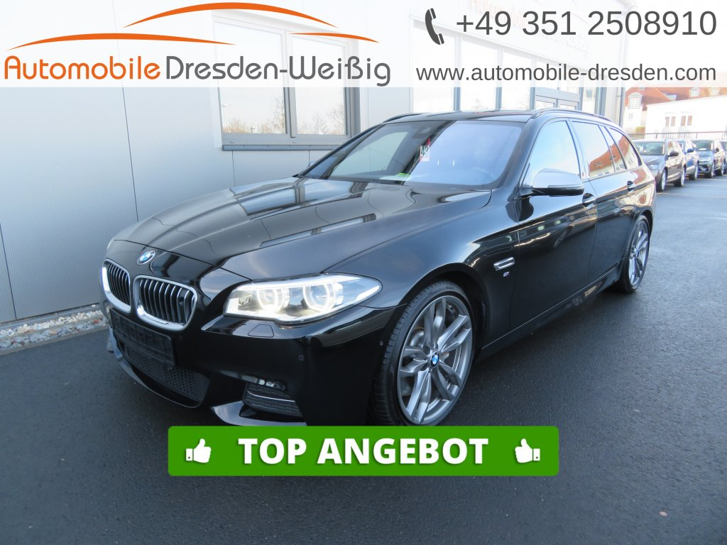 BMW M550 d Touring xDrive*Navi Prof*B&O*Night Vision, Jahr 2017, Diesel