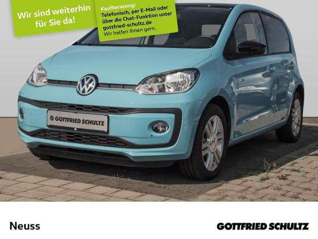 Volkswagen up! 1,0 BT KLIMA LM high, Jahr 2019, Benzin