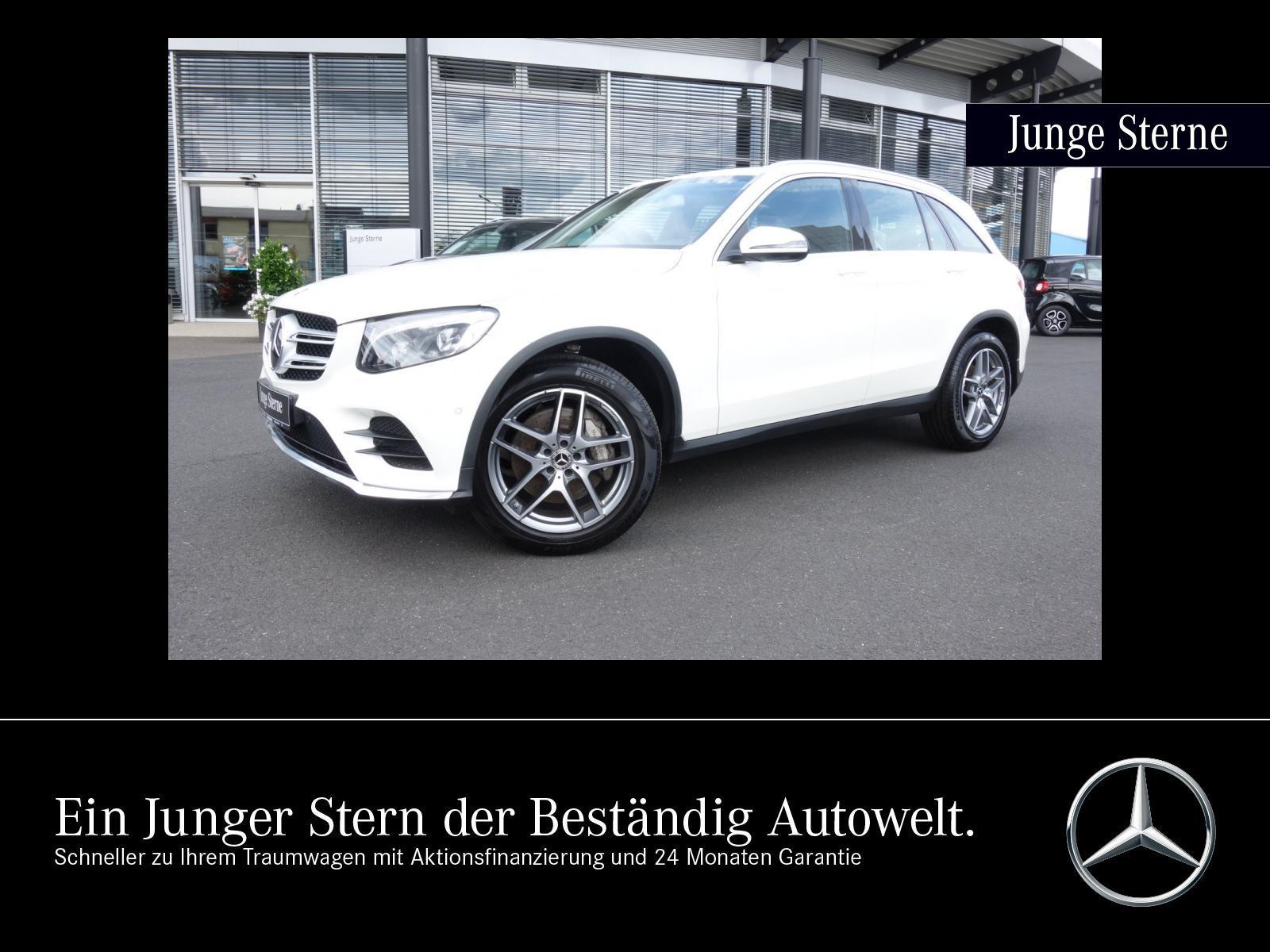 Mercedes-Benz GLC 250d 4M AMG#LED#DIST#AHK#Kamera#Navi#KEYLESS, Jahr 2017, Diesel
