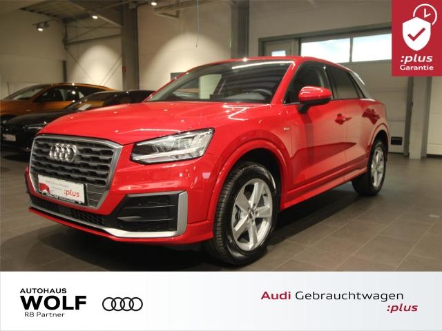 Audi Q2 30 TDI sport S-line Ext. LED Navi AHK PDC SHZ, Jahr 2020, Diesel