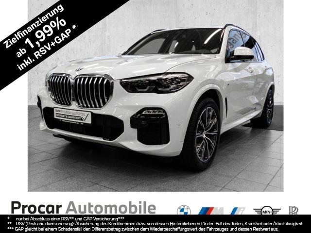 BMW X5 xDrive30d M Sportpaket Sport Aut. Head-Up AHK, Jahr 2019, Diesel