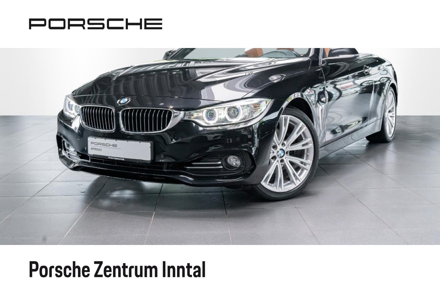 BMW 430d Cabrio | 1 Hand | Luxury |, Jahr 2014, Diesel