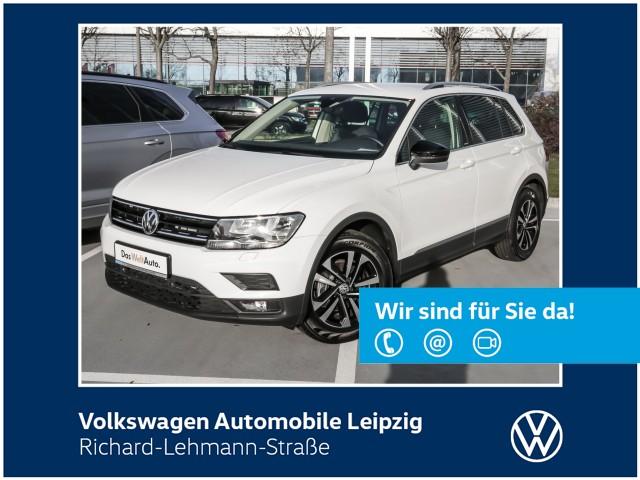 "Volkswagen Tiguan ""IQ.DRIVE"" 2.0 TDI *AHK*Navi*App-Connect*, Jahr 2019, diesel"