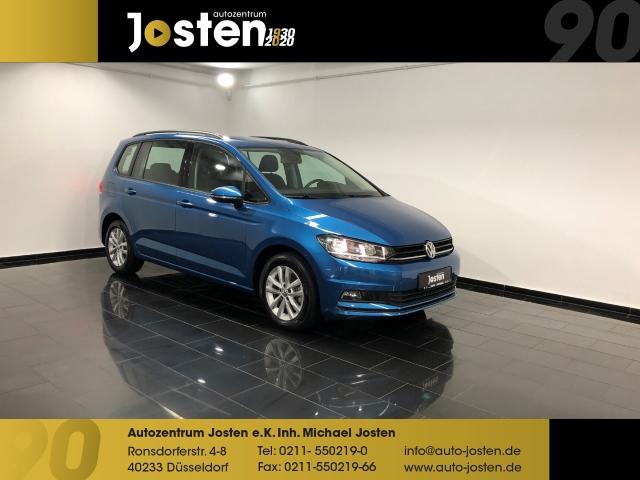 Volkswagen Touran 1.0 TSI AppConnect 7Sitze Clima VW-Garant, Jahr 2019, Benzin