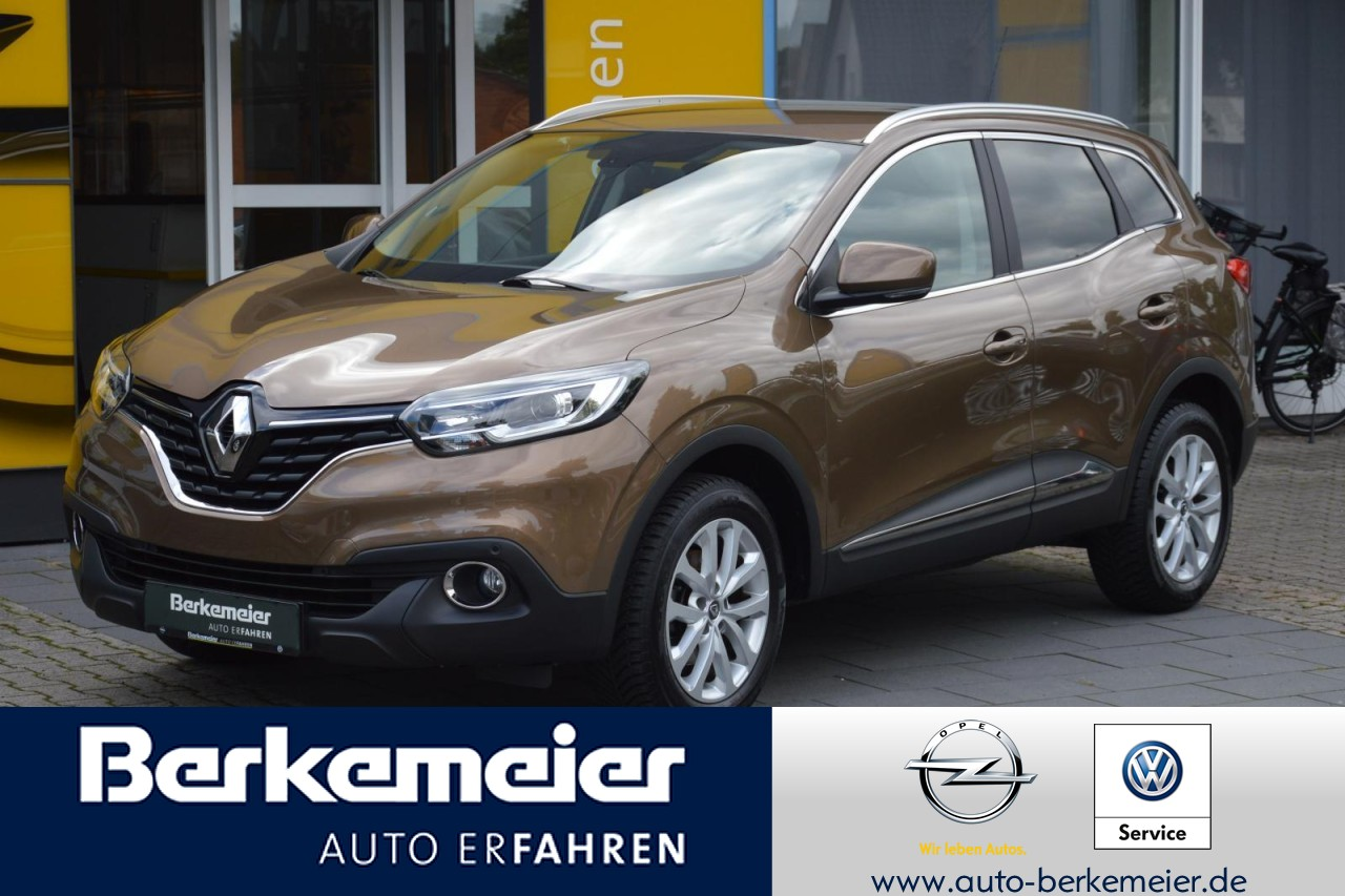 Renault Kadjar Experience/Handsfree/Klimaautom./Tempomat, Jahr 2016, diesel