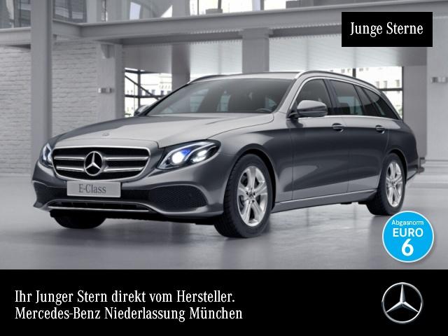 Mercedes-Benz E 200 T 4M Avantgarde Multibeam Kamera Totwinkel, Jahr 2018, Benzin