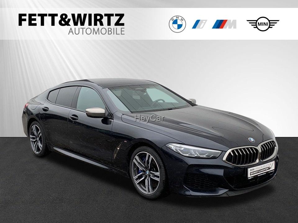 BMW M850i xDrive GranCoupe DA-Prof. Laser HK LC-Prof, Jahr 2020, Benzin