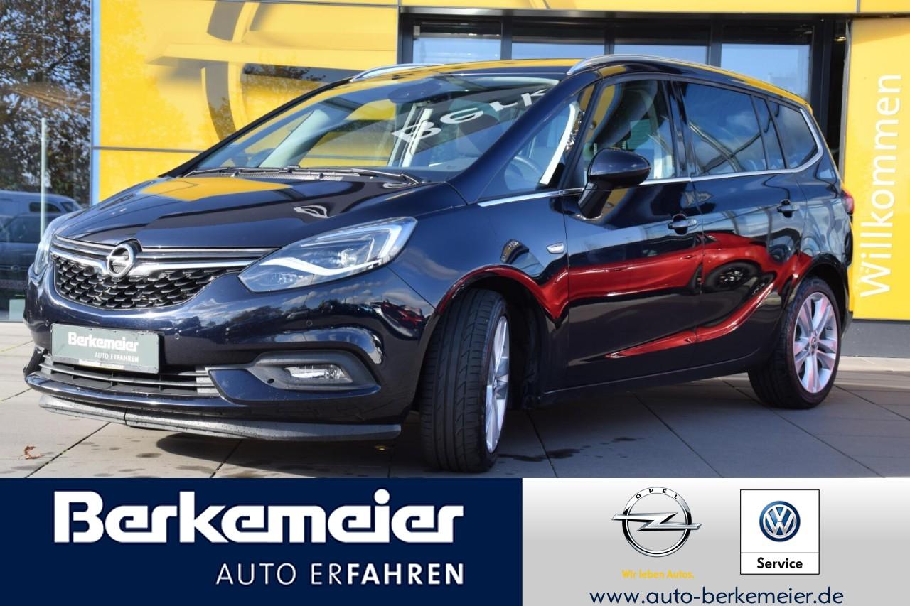Opel Zafira Business Innovation *LED-Licht/Navi/Sitzheiz/Kamera/18Zoll*, Jahr 2018, Benzin