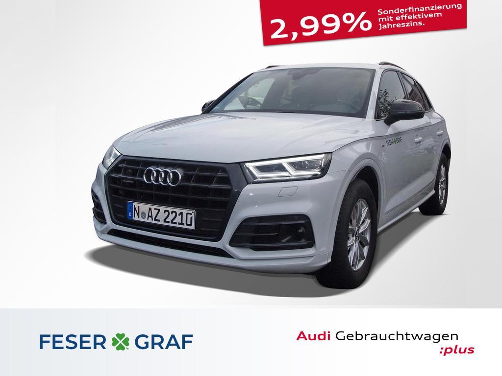 Audi Q5 S line 2.0TDI quattro Matrix/AHK/B&O/Luft/21`, Jahr 2020, Diesel