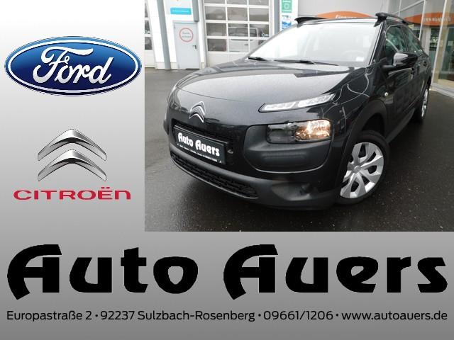Citroën C4 Cactus 1.2 VTi / PureTech 82 Feel #Klima #Tempomat, Jahr 2015, Benzin