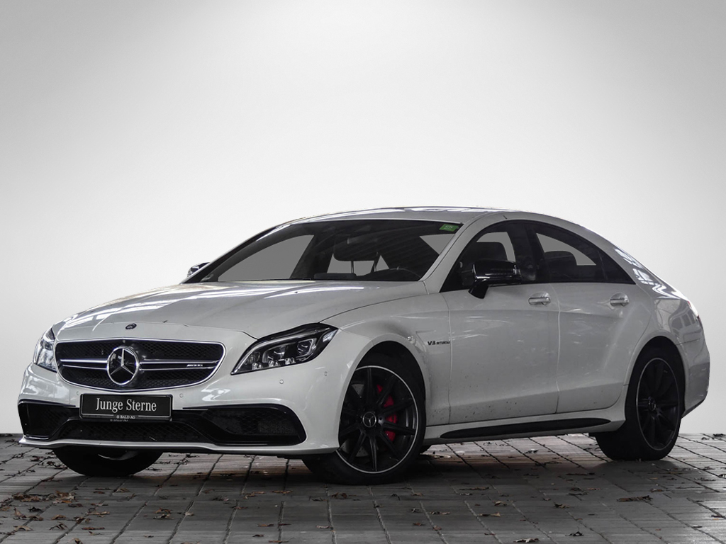 Mercedes-Benz CLS 63 AMG S 4M Comand/ILS/SHD/360/HK/Memo/Totw, Jahr 2015, Benzin