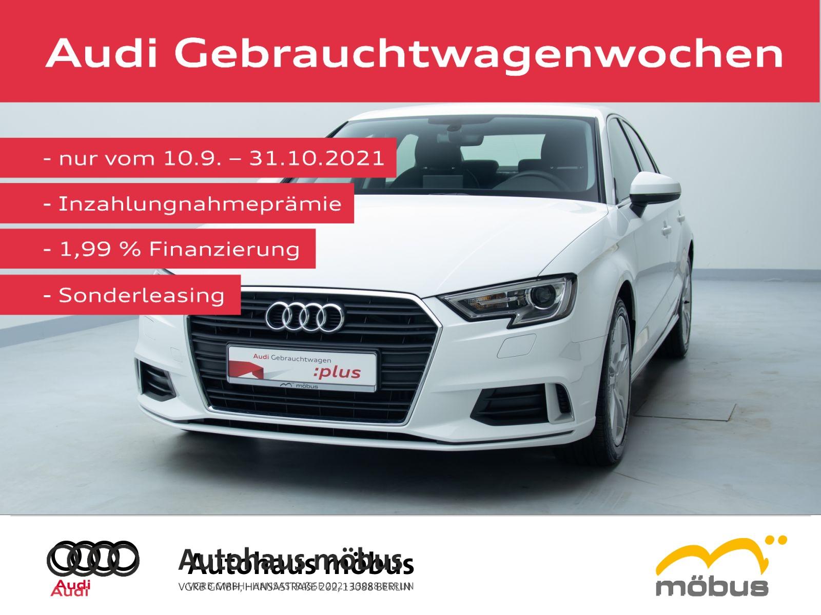 Audi A3 Limousine 35 TDI sport 6-GA*MMI*PDC*GRA*SHZ, Jahr 2020, Diesel