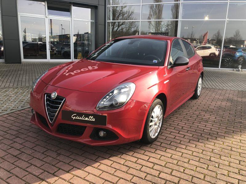 Alfa Romeo Giulietta Sprint, Jahr 2015, Benzin