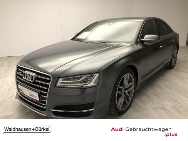 Audi S8 4.0 TFSI quattro Navi Leder Einparkhilfe, Jahr 2019, Benzin