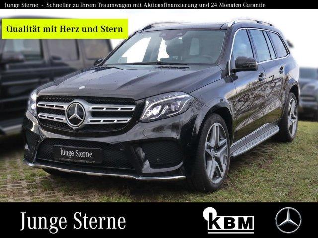 Mercedes-Benz GLS 350 d 4M AMG °PANO°COMAND°360°DISTRONIC°AL°, Jahr 2016, Diesel