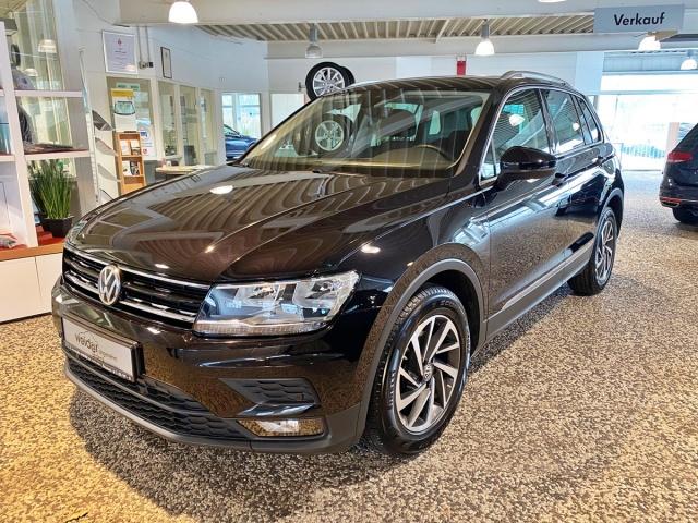Volkswagen Tiguan 2.0 TDI SCR 4Motion Join, DSG Panoramadach, Jahr 2018, Diesel