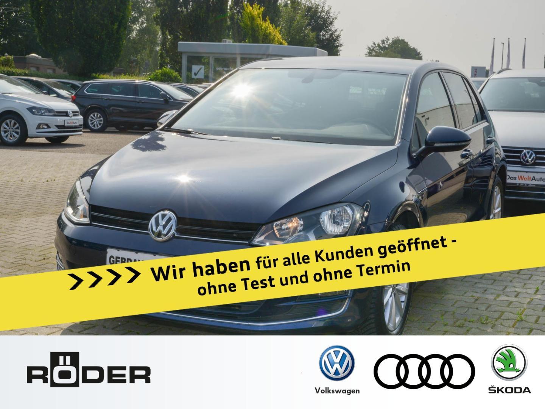 Volkswagen Golf LOUNGE VII 1.2 TSI Sitzh Bluetooth PDC, Jahr 2016, Benzin