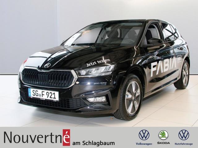Skoda Fabia Ambition 1,0 TSI 70 KW 5-Gang, Jahr 2021, Benzin