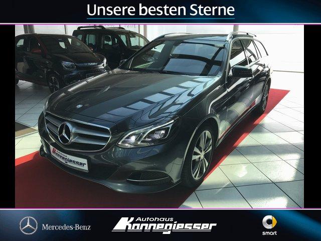 Mercedes-Benz E 200 BlueTEC*COMAND*AUTOMATIK*LEDER*LED*AHK, Jahr 2016, Diesel