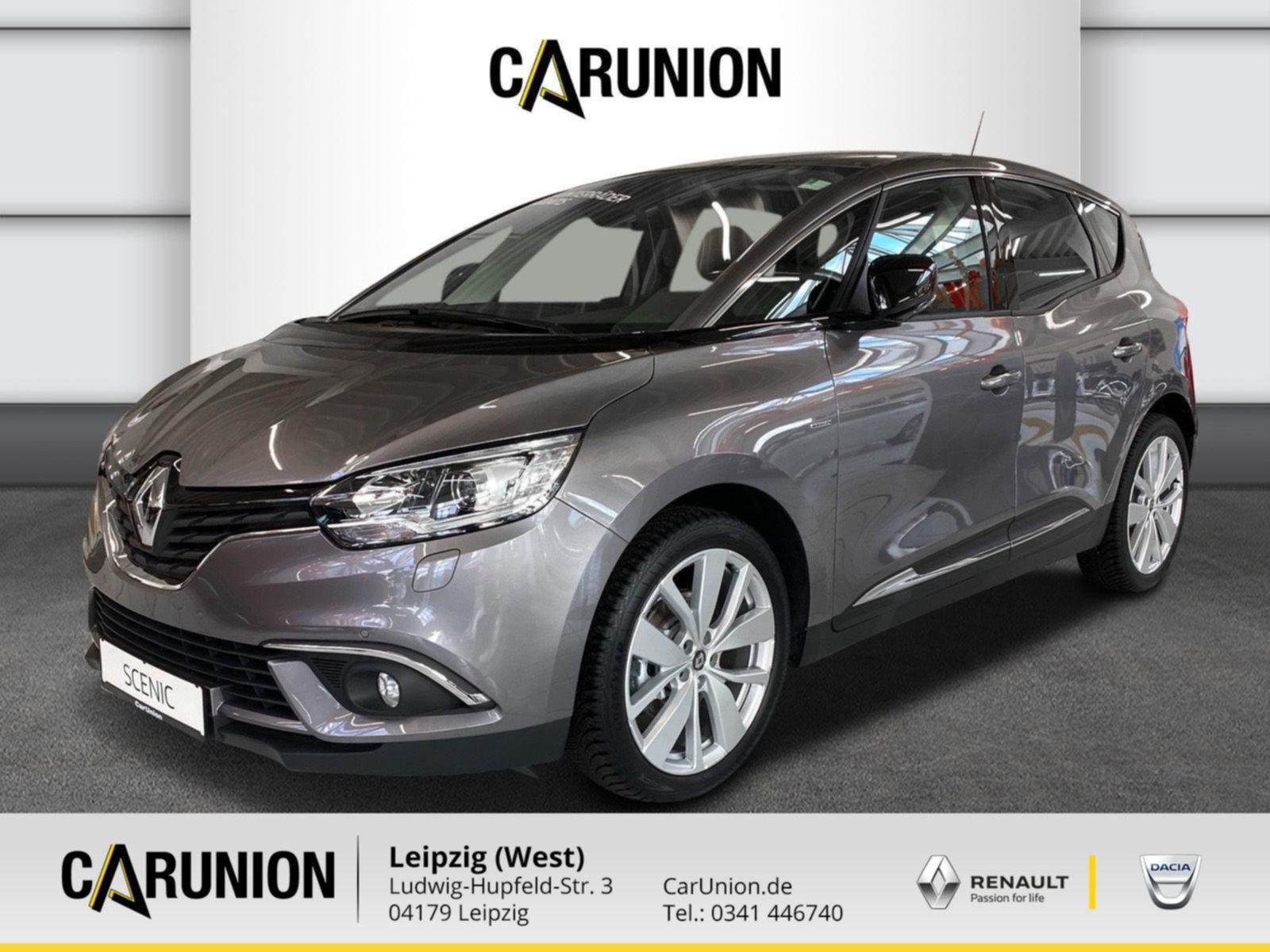 Renault Scenic LIMITED TCe 115 GPF Paket: Winter;Komfort, Jahr 2020, Benzin
