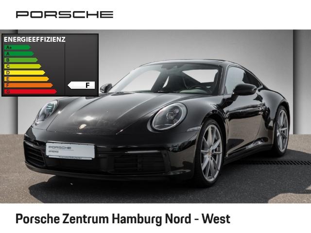 Porsche 992 911 Carrera 4 3.0 PDK BOSE LED PDLS+, Jahr 2019, Benzin