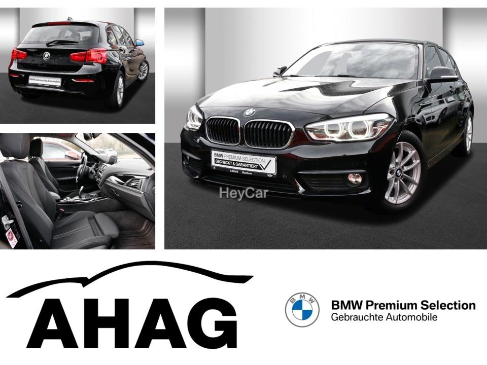 BMW 118i Advantage Aut. Navi Business Klimaaut. PDC, Jahr 2016, Benzin